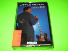 NEW FACTORY SEALED LITTLE MILTON BACK TO BACK~ CASSETTE TAPE