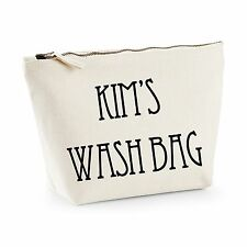 Personalised Wash Bag/Toiletry Bag - Ideal Birthday Gift (Mommy/Sister/Friend)