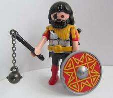 Playmobil Castle figure: Viking/Celtic/Barbarian knight with ball & chain NEW
