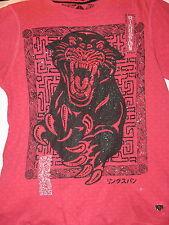 """""""Panther - Ringspun"""" T-Shirt Great Image (M)"""
