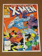 UNCANNY X-MEN #231 VF 1988 COLOSSSUS MAGIK IN LIMBO CLAREMONT LEONARDI GREEN