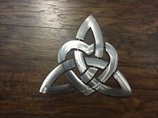 Celtic Knot  Heart Metal Wall Art Home Decor Outdoor Patio Garden