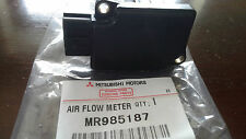 GENUINE OEM MR985187 MASS AIR FLOW SENSOR METER FOR MITSUBISHI LANCER/OUTLANDER