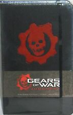 Gear of War Judgement BLANK JOURNAL W,POCKET LARGE 192 PAGES SEALED AC