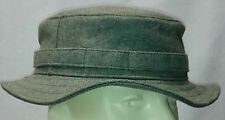 RECCE Hat Boonie    WH - fieldgrey / feldgrau  wool     - Made in Germany -