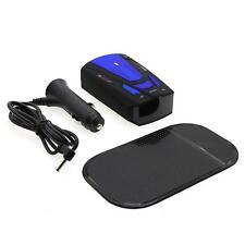Blue 360° Laser LED Display Car GPS Radar Speed Detector 16 Band Voice Alert V7