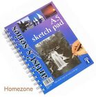 A5 Artist Art Drawing Sketch Sketching Pencil Charcoal Pad Book White Trendy