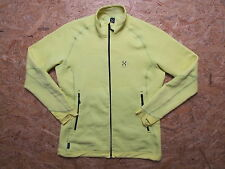 Women's Haglofs Bungy Fleece Outdoor Jacket Size XL Genuine