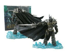 """World of Warcraft Lich King Arthas 8"""" Toy Figure Doll New In Box"""