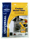 Blur Air Universal Cooker Hood Extractor Grease Filter 114 x 47cm Cut To Size UK