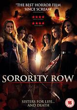 SORORITY ROW - DVD - REGION 2 UK