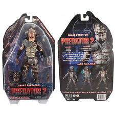 NECA Snake Predator 2 Rogue Shadow Statue Model Action Figures Collection Toy