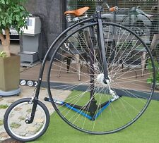 "52""   High Wheel Bike PennyFarthing Vintage Antigue Classic sky  rexbike beach"