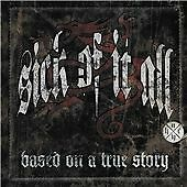 Sick Of It All-Based On A True Story  CD NEW