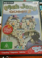 Mah Jong Quest III - PC GAME - FREE POST