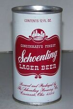 Schoenling Lager Straight Steel 12 Oz. Beer Can