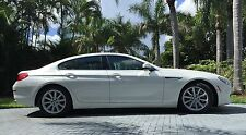BMW : 6-Series 4dr Sdn 640i