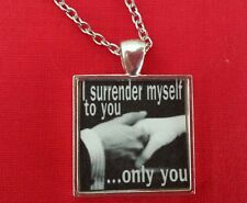 BDSM Jewelry Necklace Day Collar * Surrender  Submissive * Fetish Lifestyle Kink