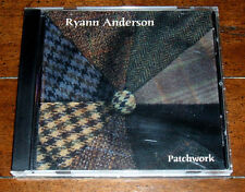 CD: Ryann Anderson - Patchwork / Folk Fingerstyle New Age / Cleveland Ohio NM