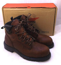 """New RED WING 2326 6"""" Steel Toe EH Boots Women's Size 8.5 D (US) RETAIL $189"""