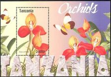 """Tanzania 2004 """"DISA Uniflora""""/Orchidee/Fiori/Piante/NATURA 1v M/S (n42785)"""