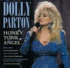 DOLLY PARTON : HONKY TONK ANGEL / CD (PEGASUS PEG CD 275)