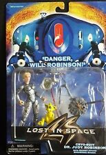 TRENDMASTERS 1997 LOST IN SPACE ACTION FIGURES DR JUDY ROBINSON  MIB