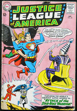 JUSTICE LEAGUE OF AMERICA #32 GD/VG