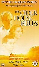 The Cider House Rules [VHS] [2000], Good VHS, Tobey Maguire, Charlize Theron, ,