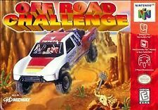 Off-Road Challenge (Nintendo 64, 1998) n64 GAME ONLY NES HQ