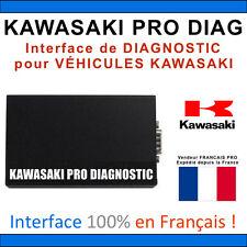 KAWASAKI PRO DIAG Diagnostic MOTOS / QUADS / JET SKI KAWASAKI Français Intégral
