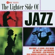 THE LIGHTER SIDE OF JAZZ - 18 VARIOUS ARTIST TRACKS CD - FREE POST IN UK