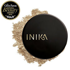 New Inika Mineral Foundation Strength Organic Make up