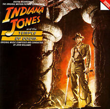 Indiana Jones and the Temple of Doom New CD