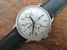 Mens Vintage 1963 OMEGA 321 Chronograph 101.010-63 Stainless Steel