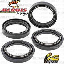 All Balls Fork Oil & Dust Seals Kit For Suzuki RM 125 1992 92 Motocross Enduro