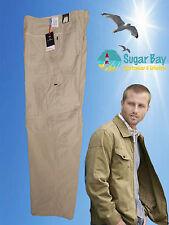 """Marks and Spencer Puerto Azul Pantalones Pantalones Outdoor Trek 50 """"W 31"""" L auténtico"""