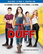 The Duff (2015) Blu-ray disc/case/cover ONLY-no DVD/digital/slip- comedy Santos