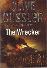 THE WRECKER CLIVE CUSSLER  WITH JUSTIN SCOTT LARGE PB