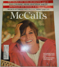McCall's Magazine Katharine Ross & Rich Stay Young April 1968 021315R2