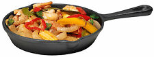 16 cm Cast Iron Round Skillet / Frying Pan With Silicone Handle Protector