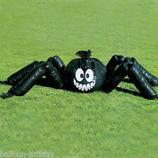 Jumbo Halloween Spider Garden Lawn Bag Party Decoration