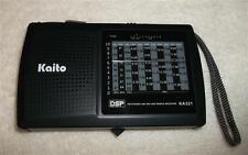Used Kaito KA321 Pocket-size 10-Band AM/FM Shortwave Radio with DSP