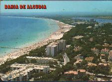 POSTAL BAHIA DE ALCUDIA . MALLORCA . ISLAS BALEARES . MAS EN MI TIENDA CC2311