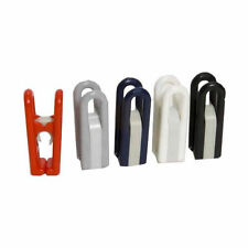 HANDY CLIPS Pack of 6 Stylish Practical & Colourful for Kitchen & Office   138-1