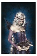 Victoria Frances - Angel of Death - Poster #J