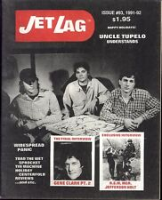 JET LAG MAGAZINE ISSUE 93 NEW RARE UNCLE TUPELO WIDESPREAD PANIC GENE CLARK