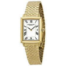 Raymond Weil Tradition Gold-tone Ladies Watch 5956-P-00300