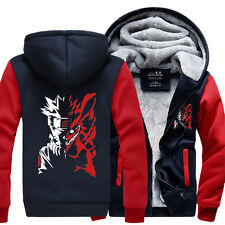 Anime NARUTO Uzumaki Naruto Coat Hoodie Casual Thicken Jacket Sweatshirt #NO15