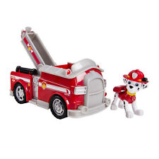 Paw Patrol Marshall's Fire Fightin' Truck Vehicle Pup Case n Figure Toy Gift Set